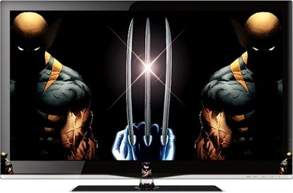 Marvel Super Hero HDTVs