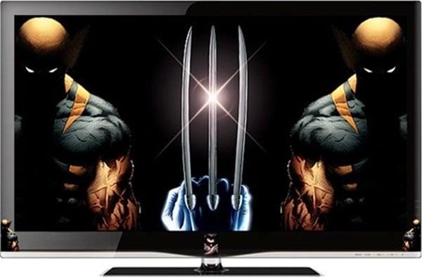 Marvel Super Hero HDTVs
