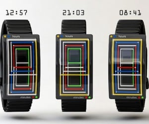 Crazy Maze of Time Watch Will a-Maze Friends and Prove You Are a Geek