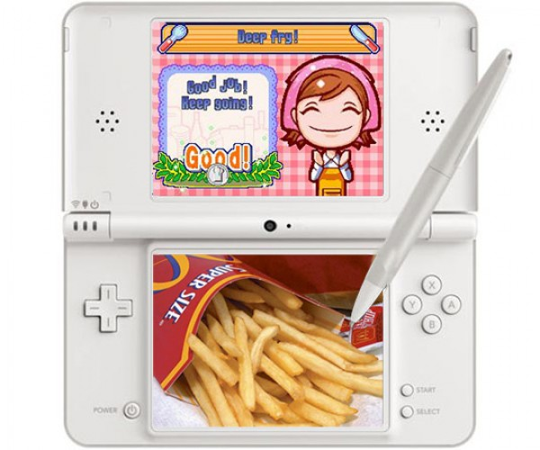Crewing Mama: Mcdonald'S Japan to Use Nintendo Ds to Train Employees