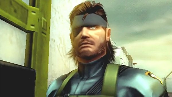 metal gear solid peace walker snake