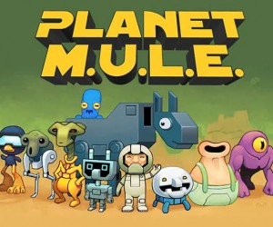 Planet M.U.L.E.: Rts Games Minus the Fighting