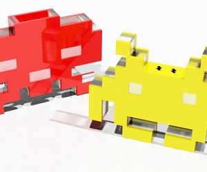 Space Invaders Shake Your Salt and Pepper
