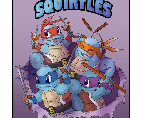 What Could be Better Than Pokemon? Ninja Pokemon, That'S What