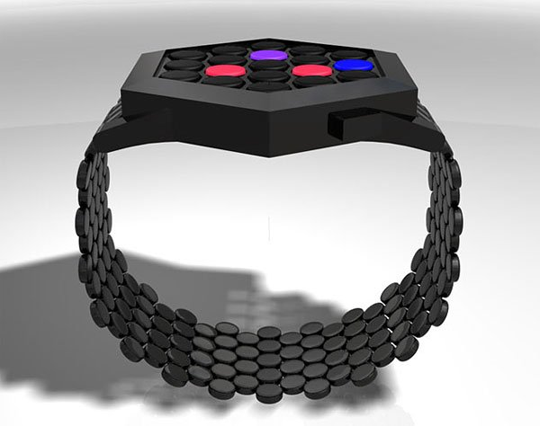 tokyoflash hex watch concept 2