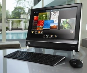 Living With the Hp Touchsmart 600: Part 1
