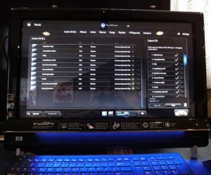 Living With the Hp Touchsmart 600: Part 3