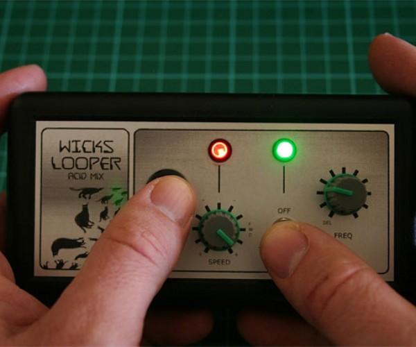 Wicks Looper: One Little Box, Plenty of Noise