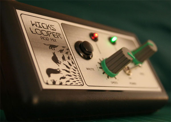 wicks looper acid mix