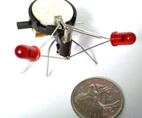 Tiny Robot Insects Charm Their Way Into Our Lives