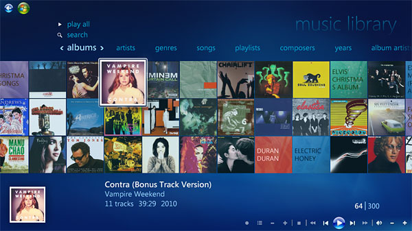 windows_media_center_music_touchsmart