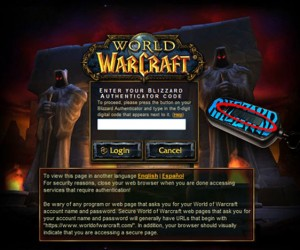 World of Warcraft Attacked by Key-Logging Trojan
