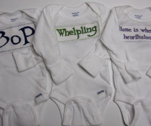 World of Warcraft Onesies for Your Level 1 Human