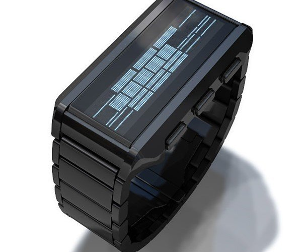 Tokyoflash Instant Trend Watch Sends Tweets to Your Wrist