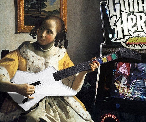 guitar hero: by david owens