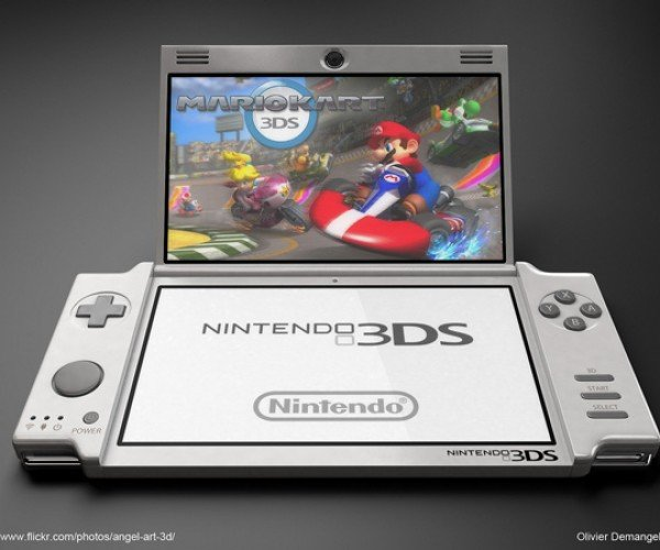 Nintendo 3DS Concept is Awesome