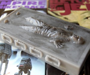 Han Solo Soap Makes Bathtime Full of Carbonite Fun