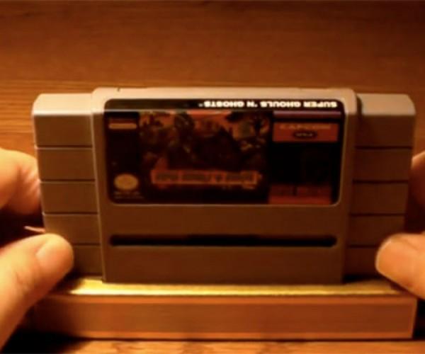 Retrode Copies Your Favorite Classic NES Games