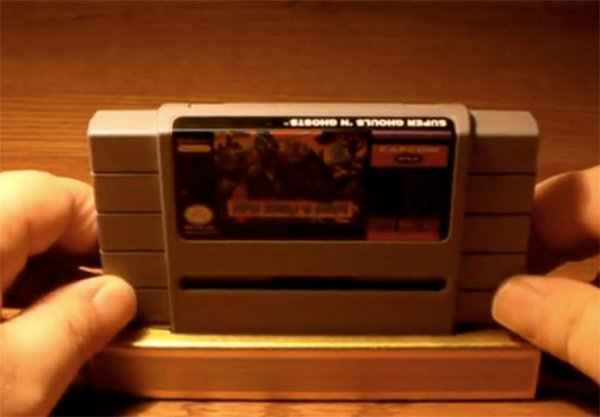 retrode classic video games genesis snes sega