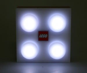 Legos Light Up
