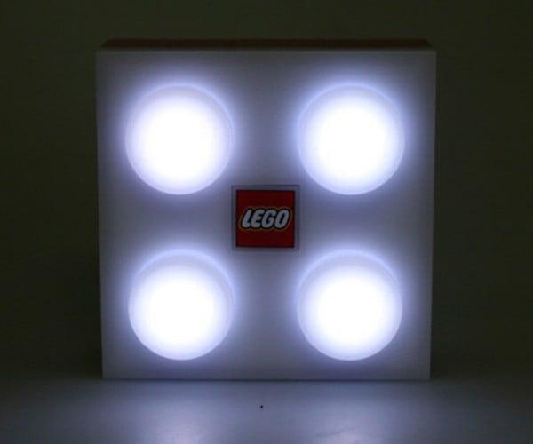 Legos Light Up