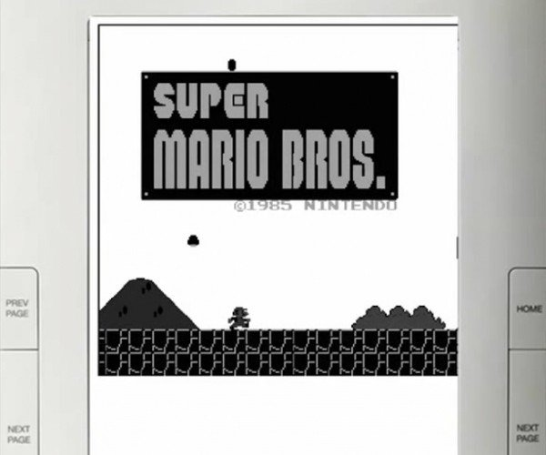 Play NES Games on Your Kindle, Sorta.