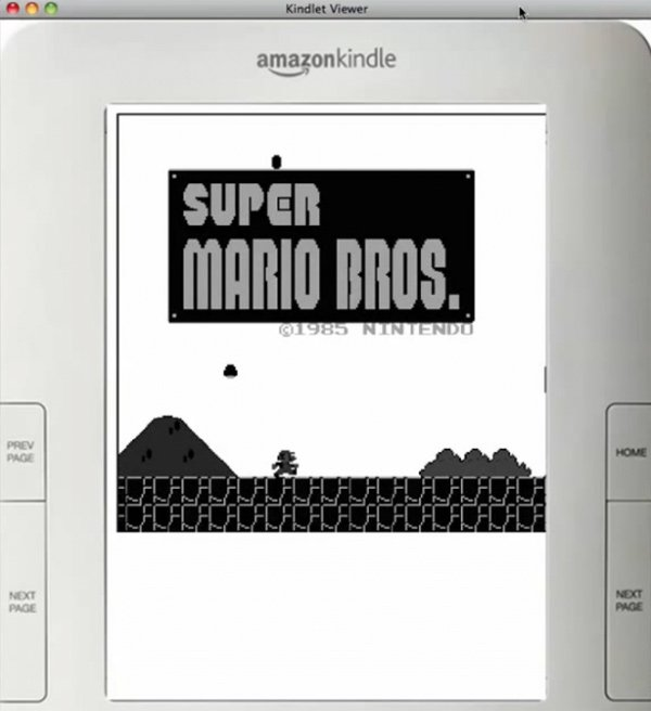 kindle video games nes super mario bros tetris nintendo