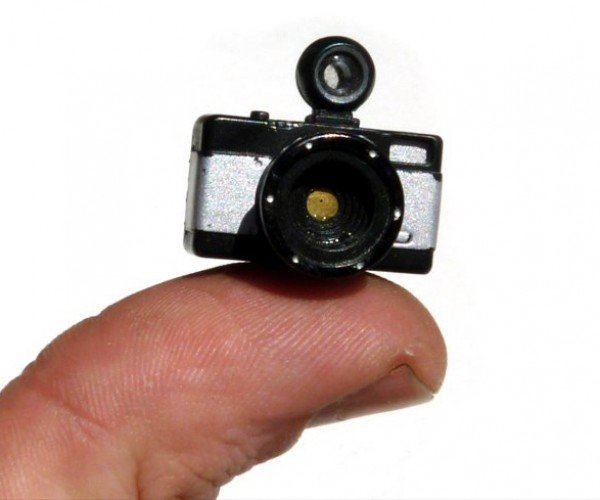 The Teeny Tiny Pinhole Camera
