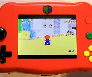 Into64: Another Portable N64 – This One Looks Good