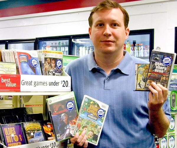 7-Eleven Adds Used Games Next to Slurpee Machine