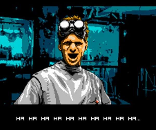 8-Bit Dr. Horrible
