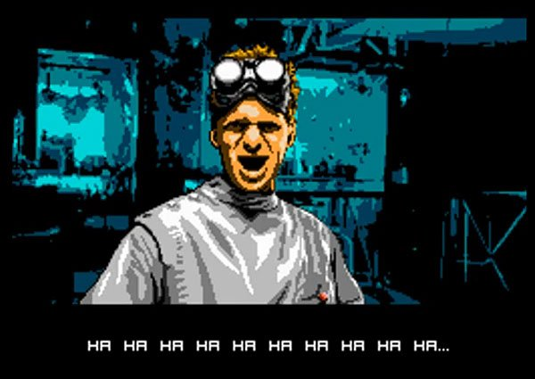 8 bit dr horrible