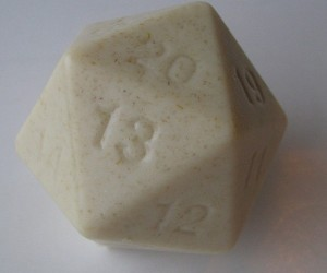 D20 Soap: Roll for Freshness