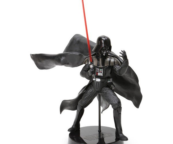 Darth Vader Desk Clock: Force Alarm
