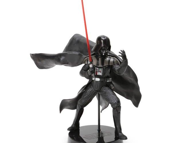 Darth Vader Desk Clock: Force Alarm