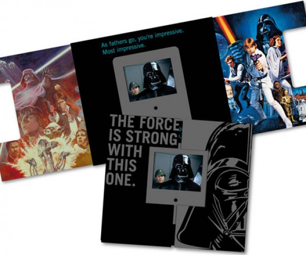 Star Wars Father'S Day Greeting Card Plays Video