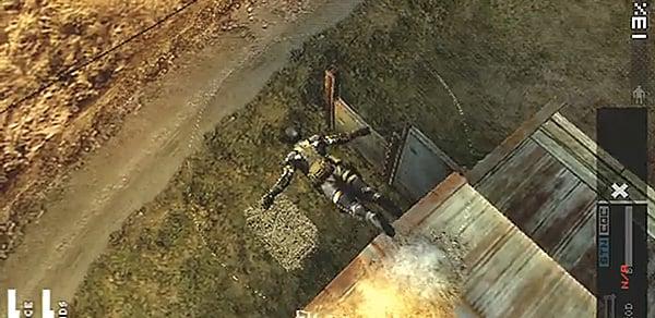 Metal Gear Solid Peace Walker Assassin's Creed
