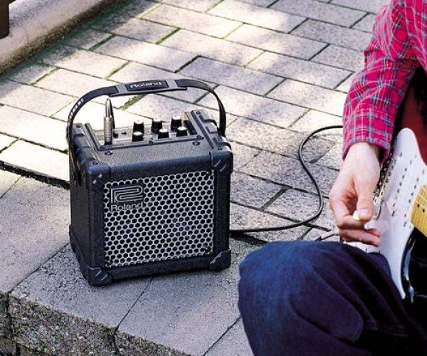 Roland Micro-Cube Amp: Big Sound You Can Carry Around