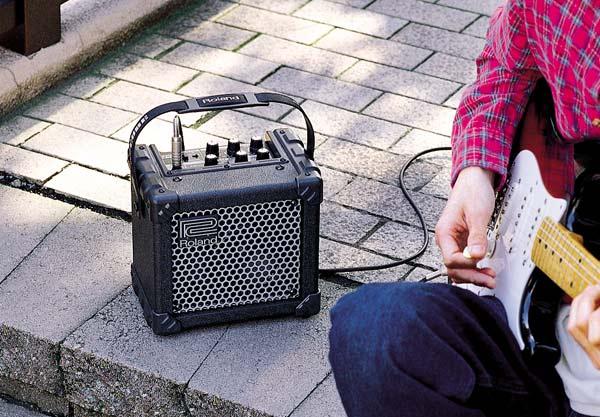 Roland-microcube-amp