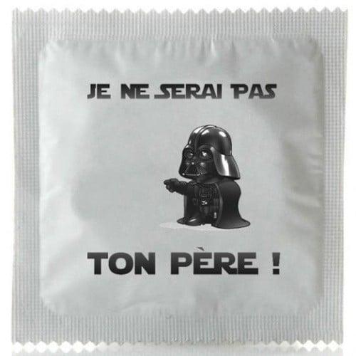 Vader Condom
