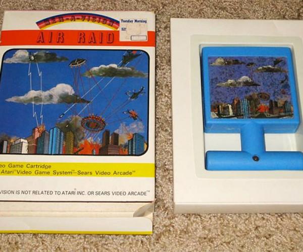 Old School Game Geek Gets $31k for Rare Atari 2600 Game