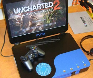 Ben Heck Cranks Out Another PS3 Slim Laptop