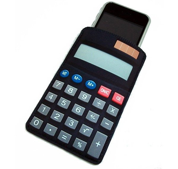 calculator gadget case