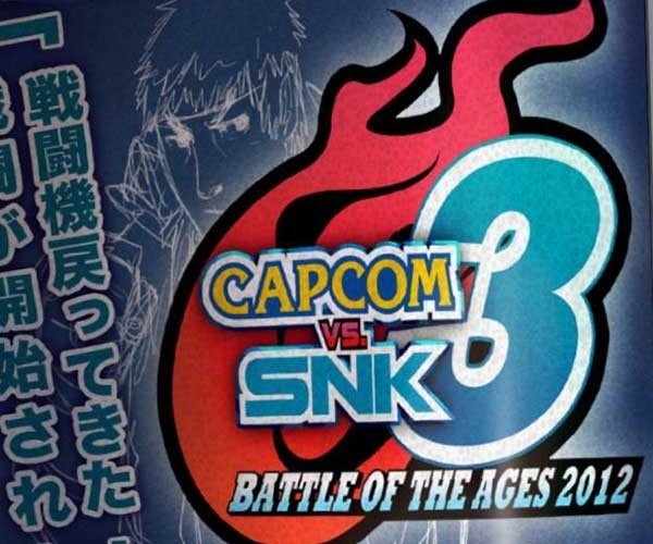 Capcom Vs Snk 3 Battle of the Ages: More Like Joke of the Day