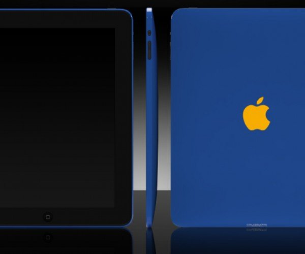 Colorware Can Give You a Yellow iPad if You'D Like One
