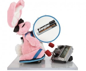 Energizer Bunny Auction: I Bet the Bidding Will Go on and on and on…