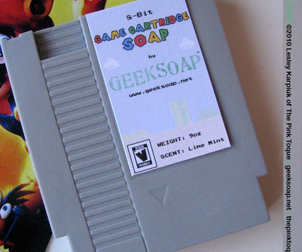 Nintendo Cartridge Soap: Why is My Console Foaming?