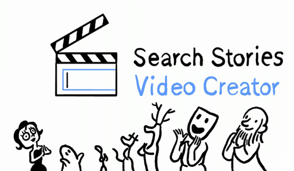 google search stories creator