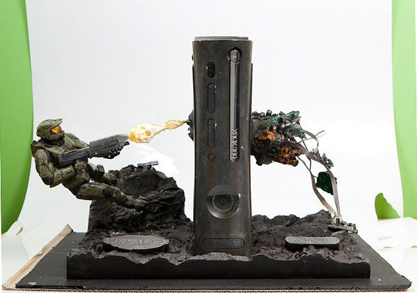 halo weta master chief casemod