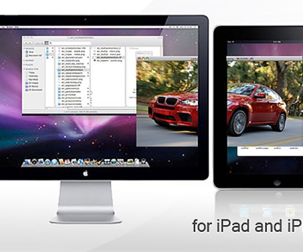 Idisplay App Turns Your iPad Into a Secondary Wireless Monitor